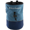 Black Diamond Mojo Repo Chalk Bag Repo Blue